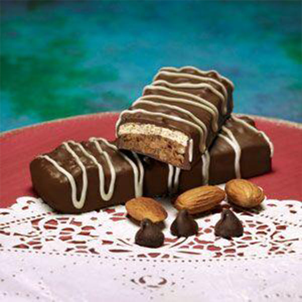 Chocolate Almond Wafer Bar