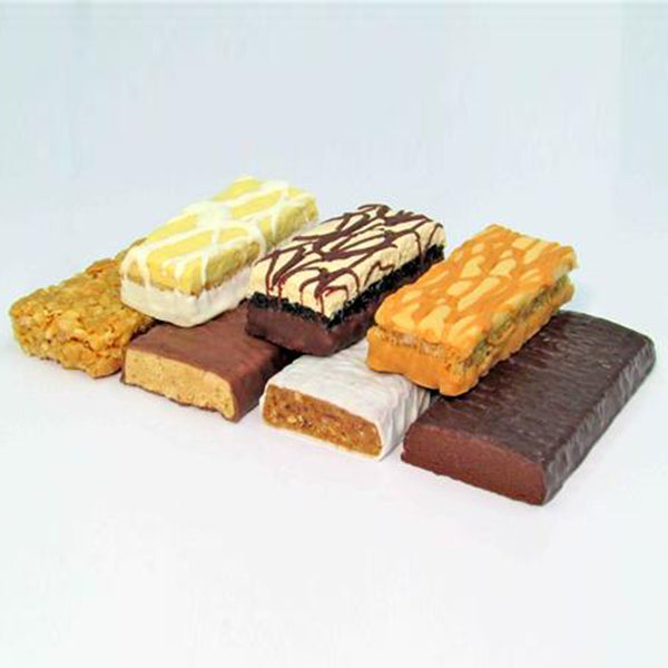 Sample Pack Bariatric Protein Bars - 10g of Protein