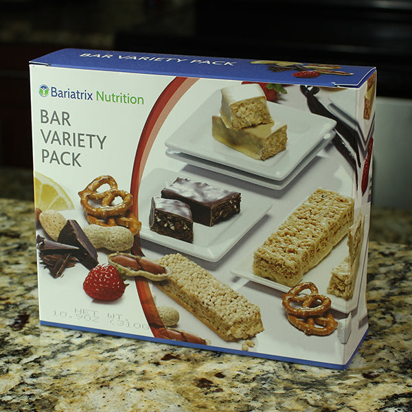 VLC Variety Pack Bariatric Bars