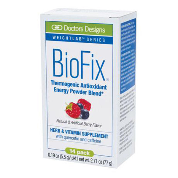 BioFix Berry Thermogenic Antioxidant Energy Drink