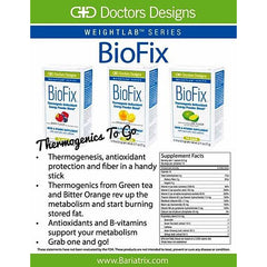 BioFix Lime Thermogenic Antioxidant Energy Drink
