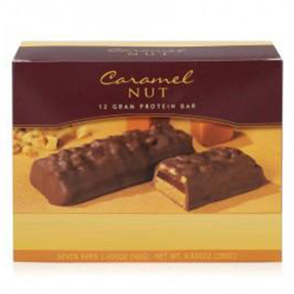 Caramel Nut - Bariatric Bars