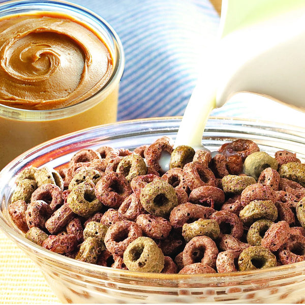 Chocolate Peanut Butter Cereal