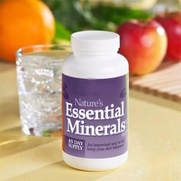 Nature's Essential Minerals