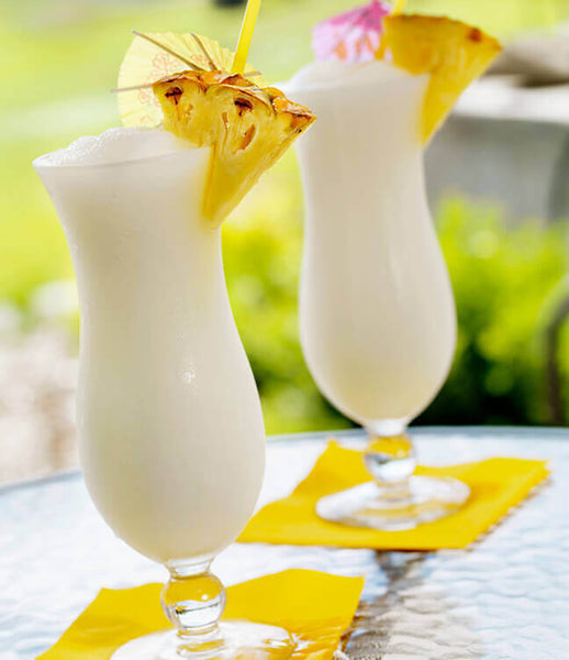 Pina Colada Flavor Packet (Requires Unflavored Smoothie Mix)