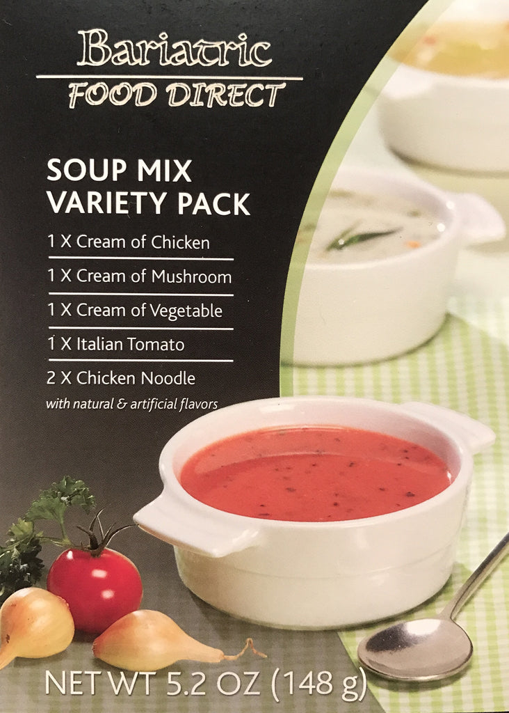 Variety Pack - Soups