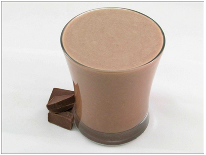 Ambari Milk Chocolate Shake