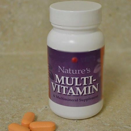 Nature's Multivitamin