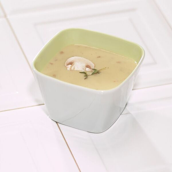 Cream of Mushroom Proti-15 Soup