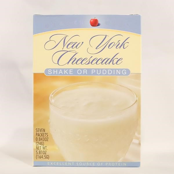 New York Cheesecake Shake or Pudding