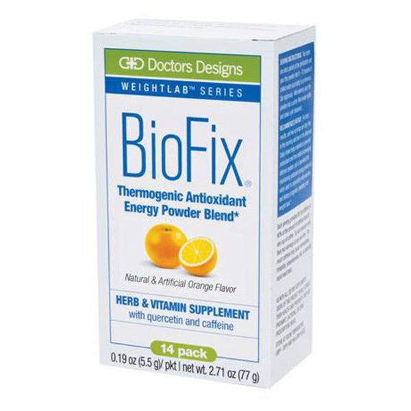 BioFix Orange Thermogenic Antioxidant Energy Drink