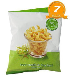 Sour Cream ProtiSnax Zippers