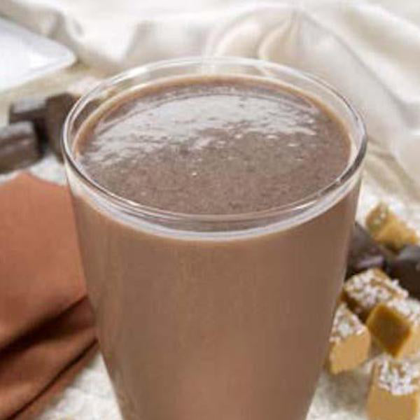 100 Chocolate Salted Caramel Shake or Pudding Meal Replacement