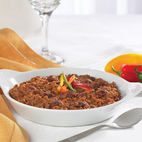 *NEW Healthwise Vegetable Chili with Red Beans