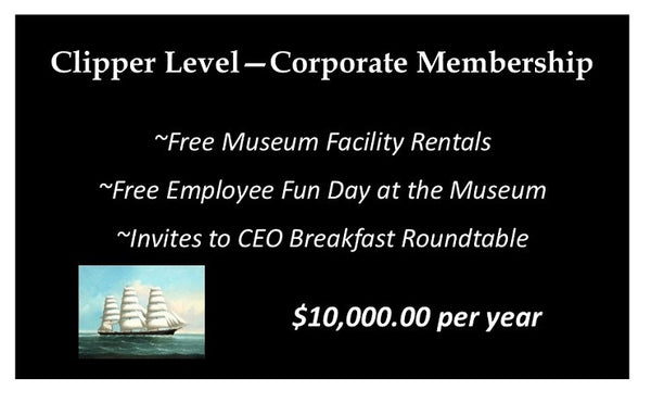 Clipper Corporate Membership