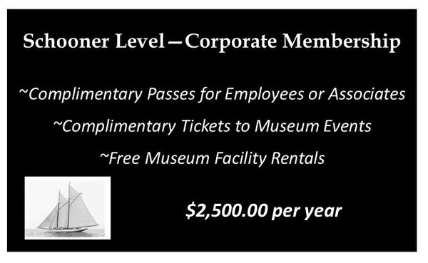 Schooner Corporate Membership