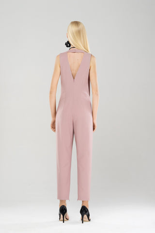 Lana cropped jumpsuit