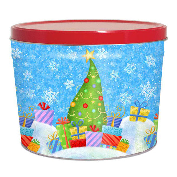Holiday Gifts Tin (Two Gallon Tin)