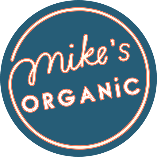 Mike's Organic Website Logo