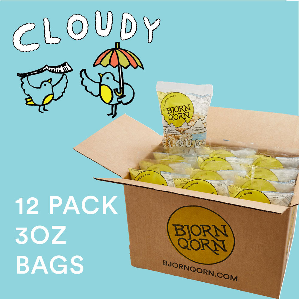 Cloudy Qorn 12-Pack (3oz)