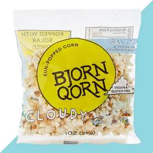 BjornQorn Cloudy 15-Pack (1oz)