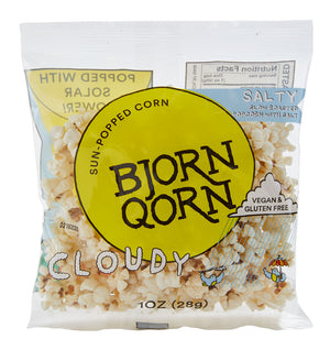 BjornQorn Mini Bags (1oz) (Classic and Mix Out of Stock till 5/15)
