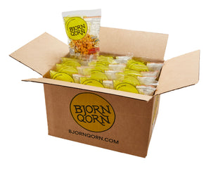 BjornQorn Spicy 12-Pack (3oz)
