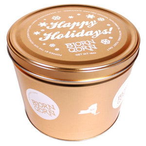 BjornQorn Holiday Maple Tin (pop-up product!)
