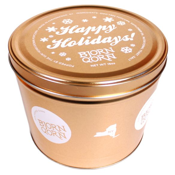 BjornQorn Holiday Tin 2018