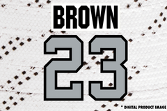 Dustin Brown #23