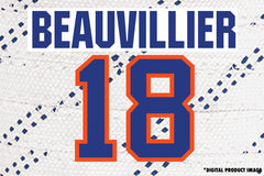 Anthony Beauvillier #18