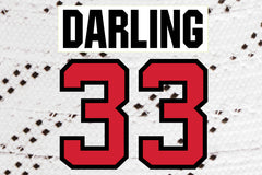 Scott Darling #33