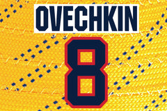 Alex Ovechkin #8 (Limited Edition)