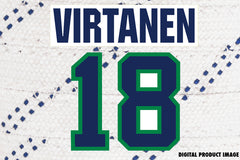 Jake Virtanen #18