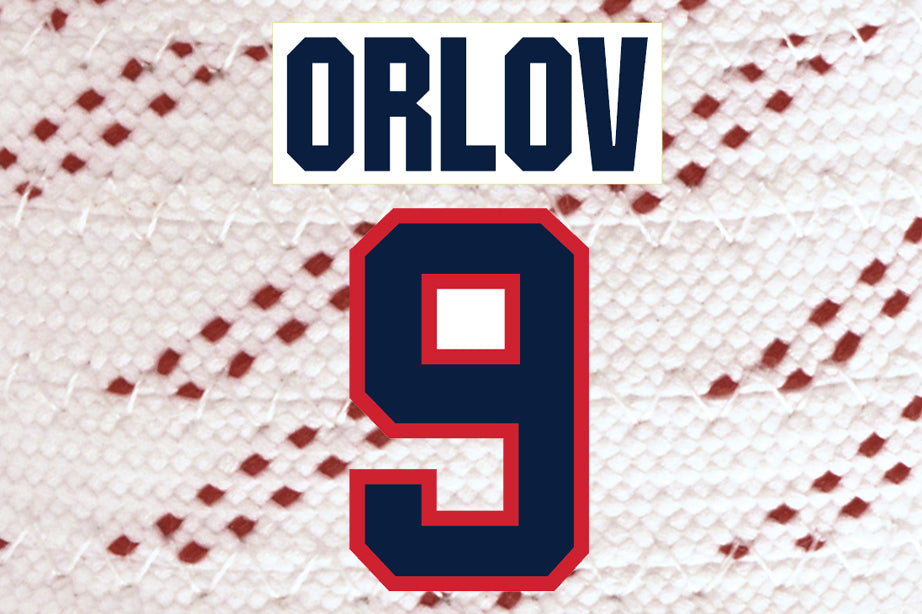 Dmitry Orlov #9