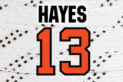 Kevin Hayes #13