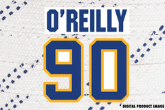 Ryan O'Reilly #90