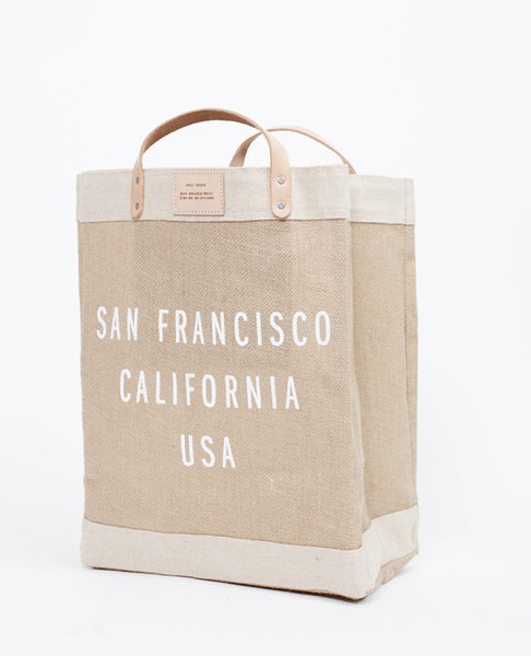 Apolis Market Bag - San Francisco