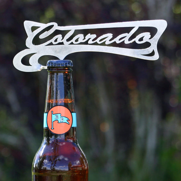 COLORADO BOTTLE OPENER