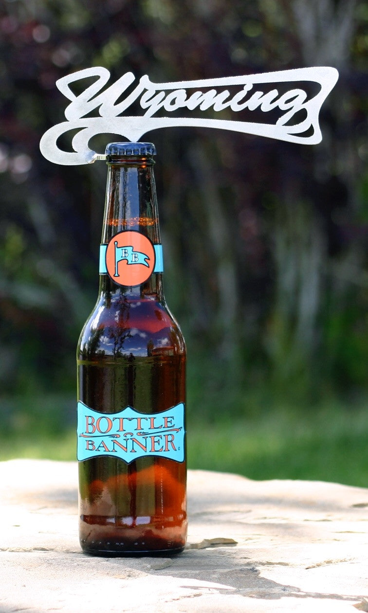 WYOMING BOTTLE OPENER