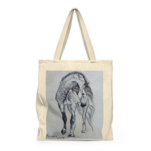 Shoulder Tote Bag - Roomy