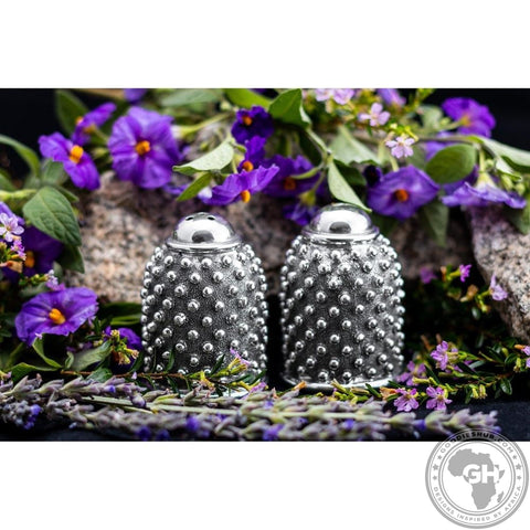 Salt & Pepper Cellars - Studded Collection - Diana Carmichael-GoodiesHub