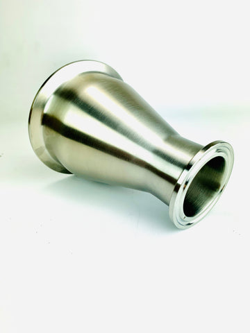 "3"" to 1.5"" TC Reducer - Apex Brewing Supply"
