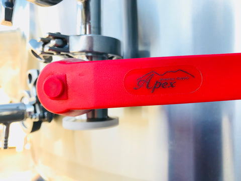 "Butterfly Valve 2"" - Apex Brewing Supply"