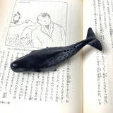 Cast Iron Paperweight - Whale