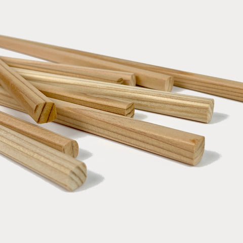Natural Noto Sugi Chopsticks