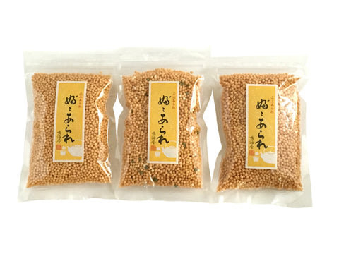 Bubu Arare - Tiny Baked Rice Crackers