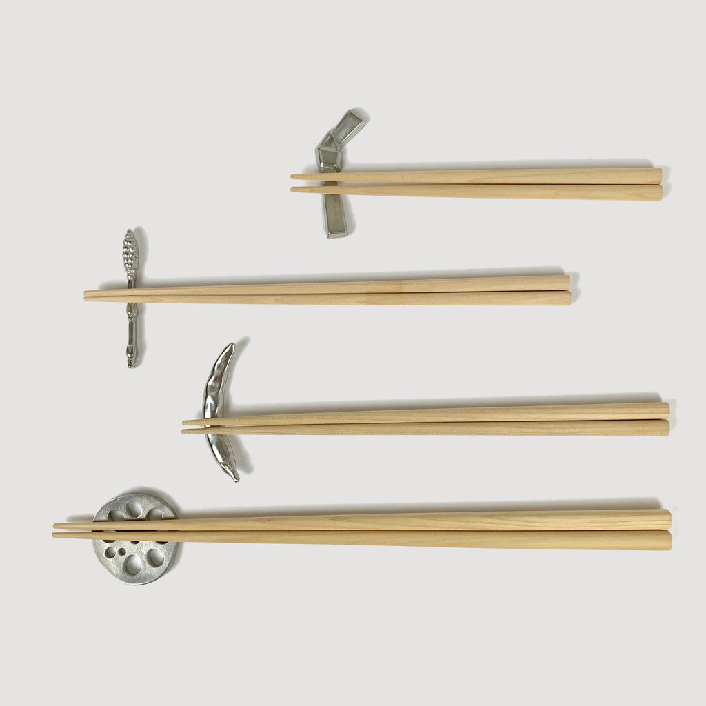 Tin Chopstick Rests