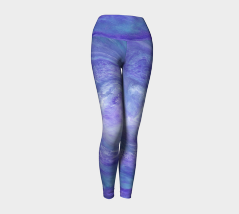 Blissful Blessing Yoga Leggings