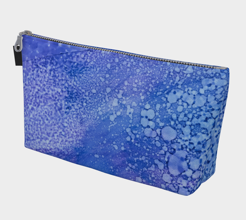 Abstract Measures Makeup Bag